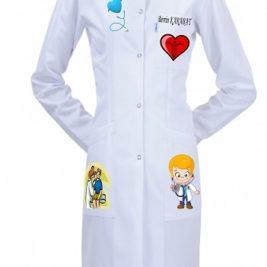 Baskılı Doktor Önlükleri