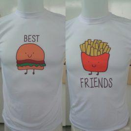 Bff tişörtleri